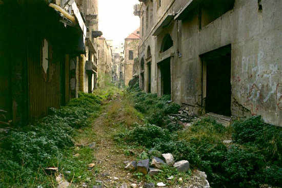 Η «Πράσινη Γραμμή» του Λιβάνου