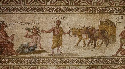 «Οι πρώτοι οίνον πίοντες». Η τραγική ιστορία πίσω από το αρχαίο ψηφιδωτό της Πάφου