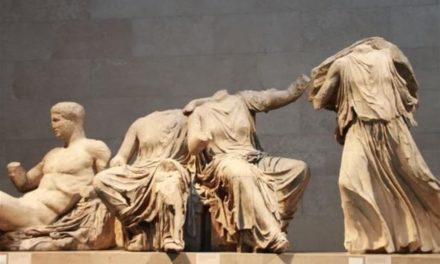 Κατά της επιστροφής των Γλυπτών ο διευθυντής του Βρετανικού Μουσείου