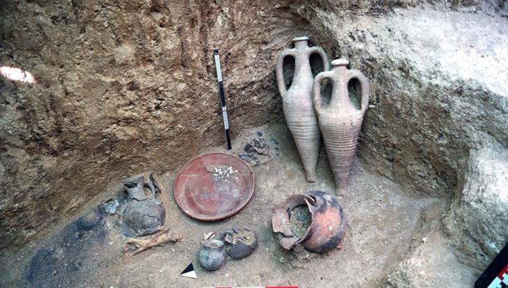 Η τυχαία ανακάλυψη της Νεκρόπολης της Ταυρίδας