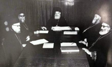 Το εκκλησιαστικό πραξικόπημα κατά του Μακαρίου