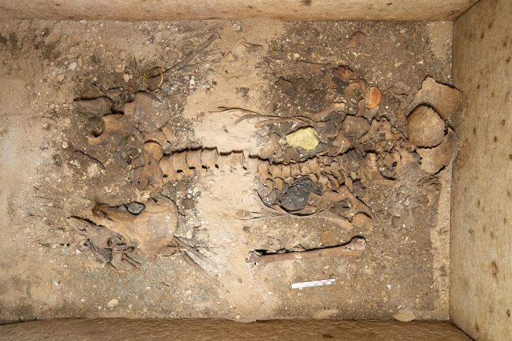 Το μαυσωλείο της επιφανούς γυναίκας με το όνομα Νεικώ στη Σίκινο