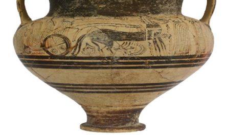 Εντυπωσιακά αρχαιολογικά ευρήματα στη Δρομολαξιά