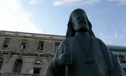 Ο Αρχιεπίσκοπος Μακάριος στην Κούβα