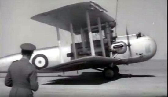 Η υπερπόντια αερομεταφορά στρατευμάτων για την καταστολή της εξέγερσης των Κυπρίων το 1931