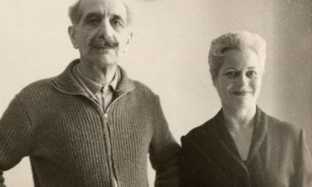 Η σπάνια συνέντευξη της συζύγου του Γρίβα – Τι της είπε πριν ξεκινήσει ο αγώνας της ΕΟΚΑ