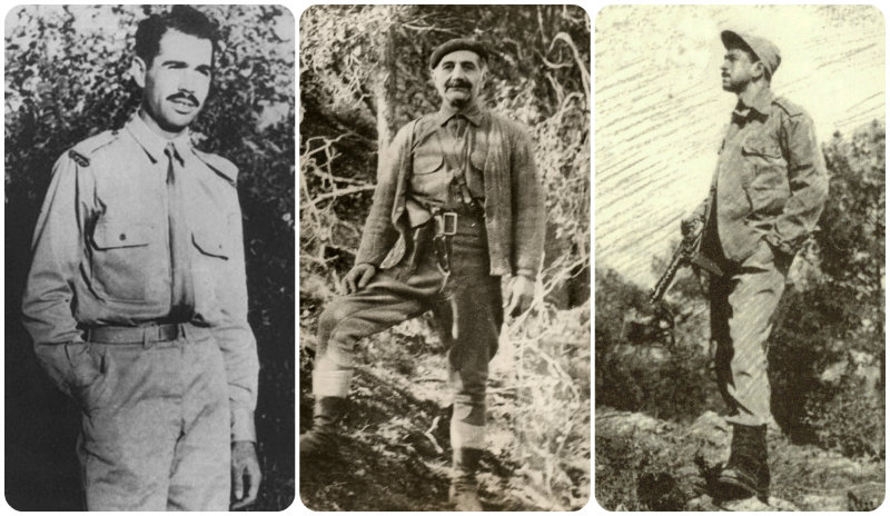 «Έβαλα δύο τάγματα και αλληλοσυγκρούστηκαν και γέμισαν την χαράδρα πτώματα» – Η θρυλική Μάχη στα Σπήλια και η μαρτυρία του Γρηγόρη Αυξεντίου