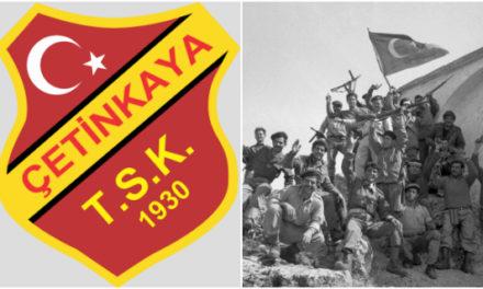 Η ποδοσφαιρική ομάδα Τσετίν Καγιά και η σχέση της με την ΤΜΤ