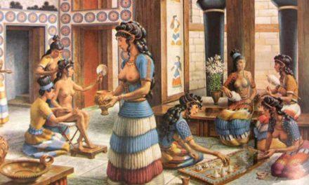 Η ζωή στη μινωική Κρήτη σε ένα υπέροχο και σπάνιο βίντεο
