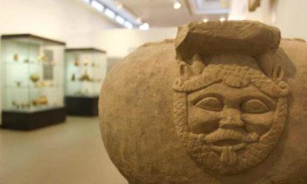 Αρχαιολογικοί θησαυροί της Κύπρου στο Μεξικό
