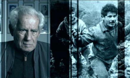 Ο «Ματρόζος» οι τελευταίες στιγμές του Αυξεντίου και… ο φερόμενος ως προδότης (βίντεο)