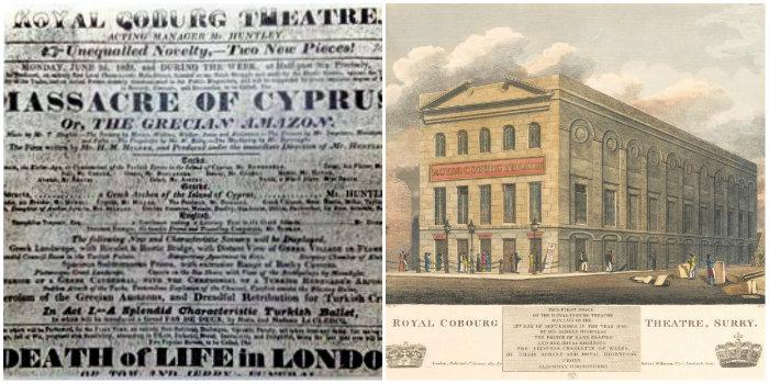 «Η σφαγή της Κύπρου». Το θεατρικό έργο στο Λονδίνο για τις σφαγές των Κυπρίων από τους Οθωμανούς το 1821