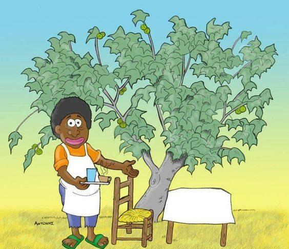 «Και τι είμαι ρε εγώ; Η συτζιά του μαύρου;» Που βρίσκεται η πιο διάσημη συκιά της Κύπρου και ποιος είναι ο «μαύρος»