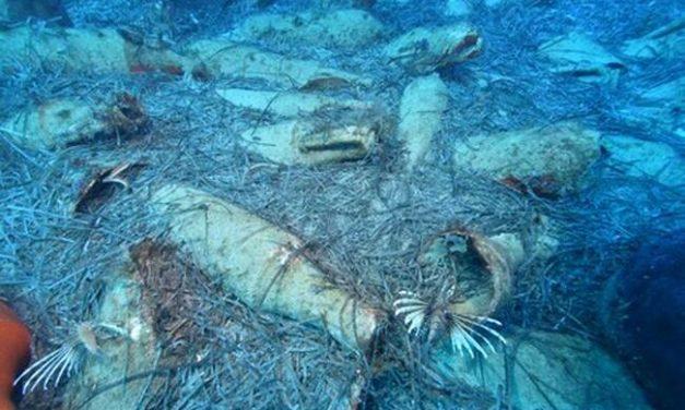 Αρχαίο ναυάγιο ανακαλύφθηκε στον Πρωταρά