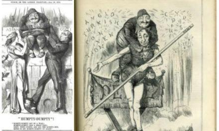 Πως είδαν οι Βρετανοί γελοιογράφοι την «ενοικίαση» της Κύπρου από τους Οθωμανούς
