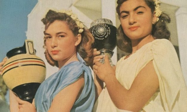 Οι γυναίκες της Κύπρου μέσα από τον φωτογραφικό φακό του National Geographic το 1952