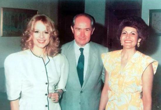 Η «μυστική» αποστολή της Αλίκης Βουγιουκλάκη στην Κύπρο