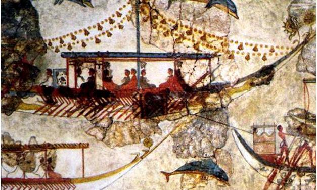 Πόλεμος στο προϊστορικό Αιγαίο