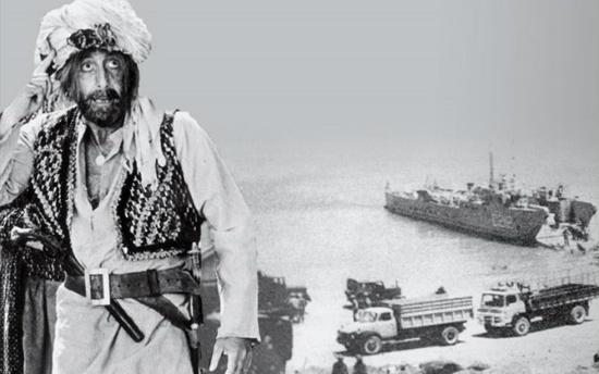 Η χολιγουντιανή ταινία στην Κερύνεια που κατηγορήθηκε για κατασκοπεία υπέρ της τουρκικής εισβολής
