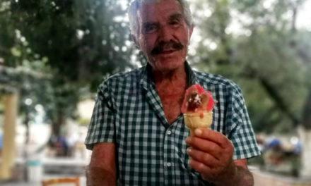 Ανδρέας Πιτταράς, ο παγωτάρης του Λυθροδόντα