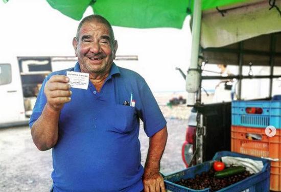 Άνθρωποι της Κύπρου   Ο κύριος Καλλίνος