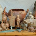 Επαναπατρίζεται σημαντική συλλογή κυπριακών αρχαιοτήτων