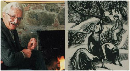Τηλέμαχος Κάνθος: Ο βιωματικός ζωγράφος