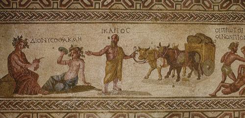 «Οι πρώτοι οίνον πιόντες». Η τραγική ιστορία πίσω από το αρχαίο ψηφιδωτό της Πάφου