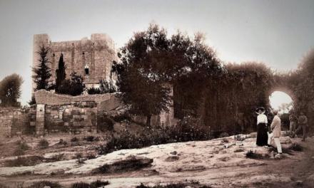 Το Κάστρο Κολοσσίου σε άλλες εποχές. Ένα σπάνιο φωτογραφικό λεύκωμα