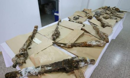 Τα όπλα των πεσόντων Ελλήνων καταδρομέων του Νοράτλας θα εκτεθούν σε μουσεία