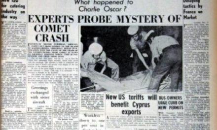 Η αεροπορική τραγωδία-μυστήριο όταν βόμβα εξερράγη στο αεροπλάνο των Κυπριακών Αερογραμμών