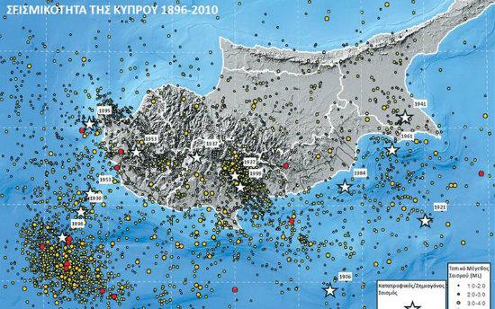Το χρονικό του Εγκέλαδου στην Κύπρο