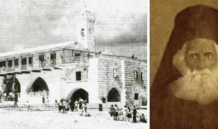 Παπα-Ιωάννης Νικόλα Διάκου, ο ιδρυτής της Μονής Αποστόλου Ανδρέα