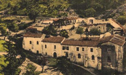 Το Αρμενομονάστηρο του Αγίου Μακαρίου στον Πενταδάκτυλο
