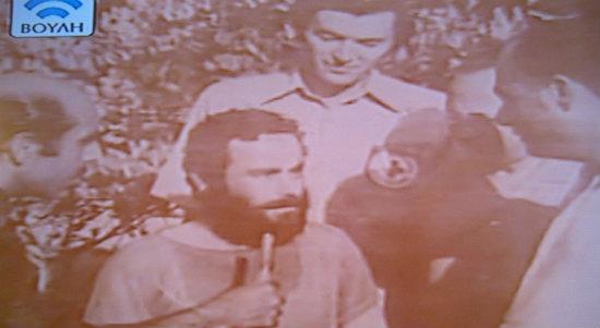 Όταν ο Κληρίδης διέσωσε τον ΕΛΔΥΚάριο Στέλιο Γρηγοράκη από μία σπηλιά στα κατεχόμενα