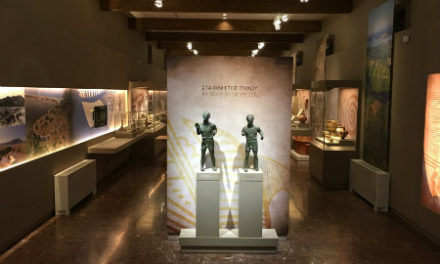 Tο Νέο Αρχαιολογικό Μουσείο Πύλου ανοίγει τις πόρτες του