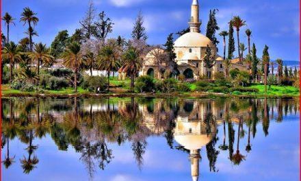 Ο Μητροπάνος και η σχέση του με το τέμενος Χαλά Σουλτάν της Λάρνακας