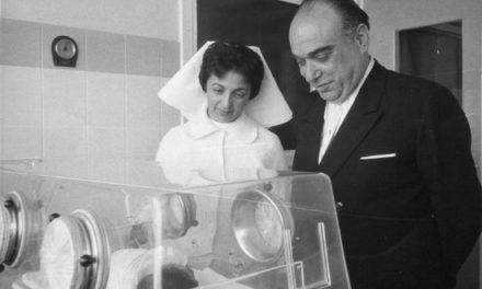 Μάριος Τριτοφτίδης: ο γιατρός που ξεγέννησε τη μισή Λεμεσό