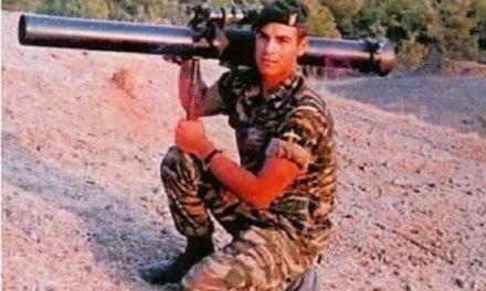 Μανώλης Μπικάκης: ο Κρητικός «Ράμπο» που τσάκισε τον Αττίλα στην Κύπρο