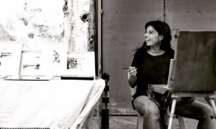 Ελεάνα Χρυσάνθου: η ζωγράφος που αιχμαλωτίζει στον καμβά την ομορφιά της Κύπρου
