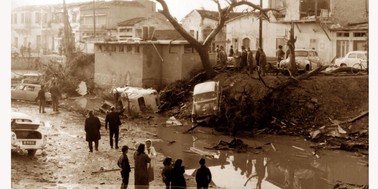 Η θεομηνία που ισοπέδωσε τη Λεμεσό το 1969 – Μαρτυρίες και εικόνες από τη βιβλική καταστροφή