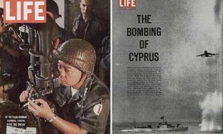 Αντίλαλοι νεκρών του '64. Τόποι μνήμης και αμνησίας στην Τηλλυρία