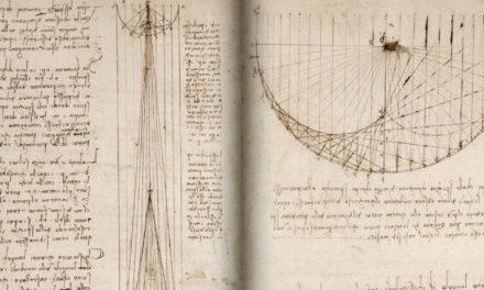Το σημειωματάριο του Λεονάρντο Ντα Βίντσι είναι πλέον προσβάσιμο