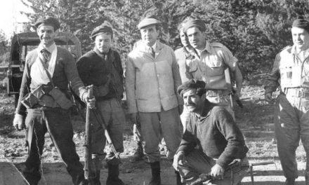 Οι Κοκκινοσκούφηδες του Πενταδάκτυλου 1963 – 1964