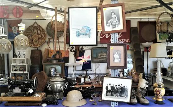 Άρωμα άλλης εποχής στο Flea Market – Το μικρό Μοναστηράκι της Λευκωσίας