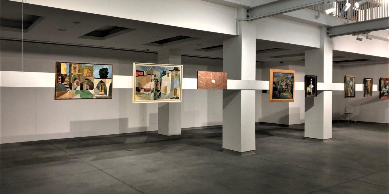 Η Κρατική Πινακοθήκη Σύγχρονης Κυπριακής Τέχνης πάντα παρούσα