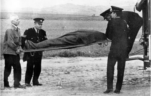 «Ρε Πόλυ που πάεις, εν επικίνδυνα!». Οι τελευταίες ώρες του Πολύκαρπου Γιωρκάτζη και το σπάνιο βίντεο από τον τόπο της δολοφονίας