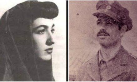 Νίτσα Χατζηγεωργίου, η όμορφη αγωνίστρια της ΕΟΚΑ που σαγήνευε τους Βρετανούς, έσωσε τον Αυξεντίου και βρέθηκε δολοφονημένη