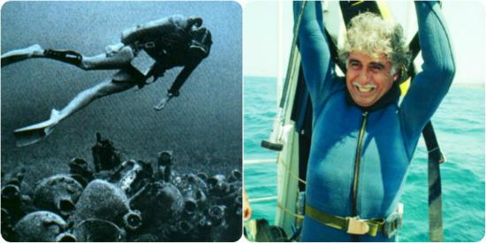 Καράβι της Κερύνειας: Η ιστορία του δύτη Ανδρέα Καριόλου που το ανακάλυψε
