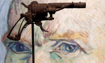 Σε δημοπρασία το όπλο με το οποίο αυτοκτόνησε ο Βαν Γκογκ